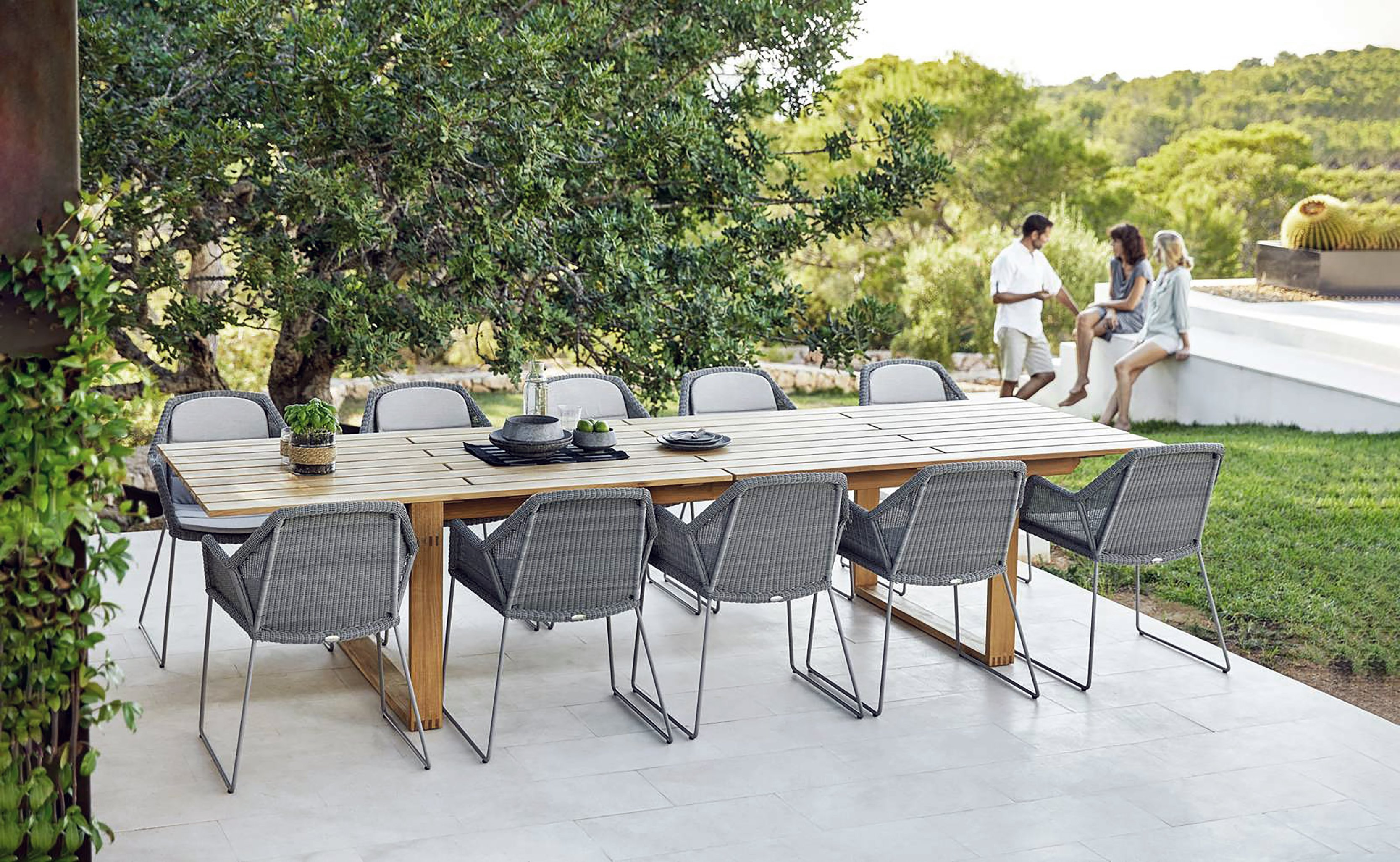 outdoor cyprus furniture