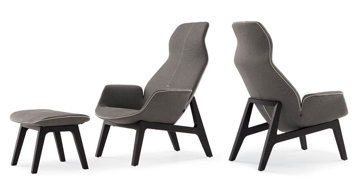 Poliform - Ventura Lounge Armchair