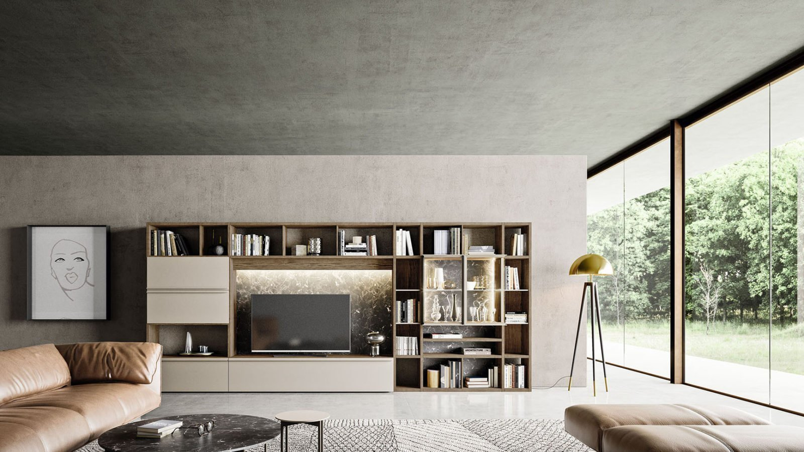 Orme - Wall unit