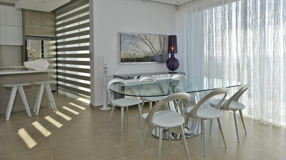 Contemporary, modern, scandinavian dining room by Takis Angelides Furnihome Cyprus