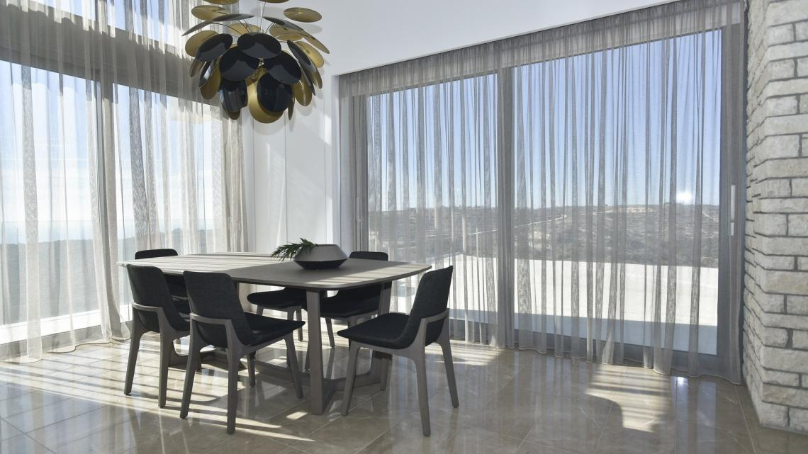 MODERN, CONTEMPORARY, MINIMALIST, SCANDINAVIAN, HOLLYWOOD GLAM dining room by Takis Angelides Furnihome