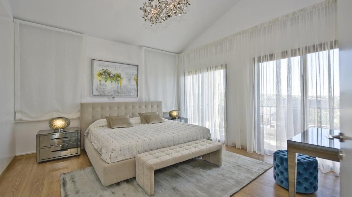 Mid-century, modern, unique, timeless, classy bedroom by Takis Angelides Furnihome Cyprus