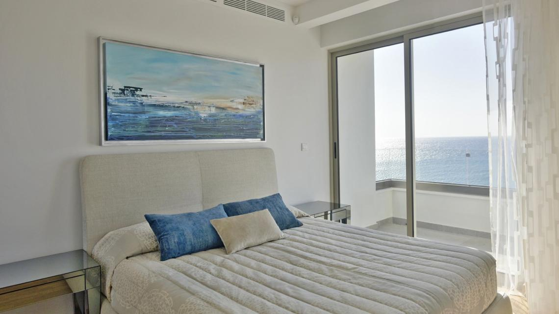 Contemporary, modern, scandinavian bedroom by Takis Angelides Furnihome Cyprus